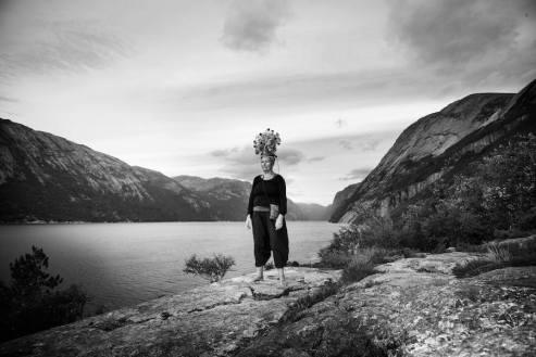 balanceSOL -Flørli Agnes foto: Rita Lindås